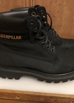 Крутые ботинки caterpillar оригинал