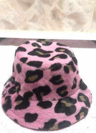 Леопардовая панама