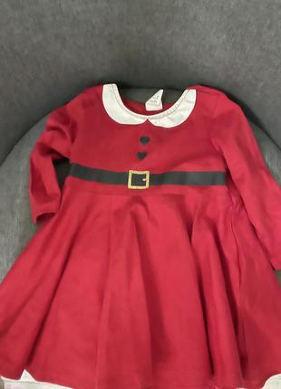 Платье детское на 6 м george