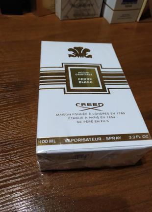 Сreed cedre blanc   парфюмированая вода