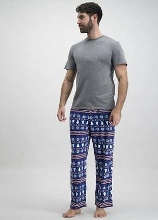 Комплект,пижама,футболка+штаны