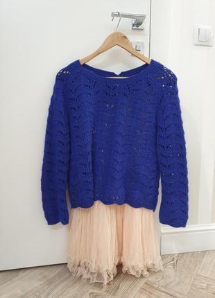 Комплект свитер/платье