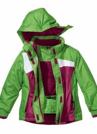 Зимняя термо куртка германия
