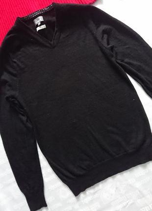 Теплый пуловер linea/базовый свитер/легкий джемпер