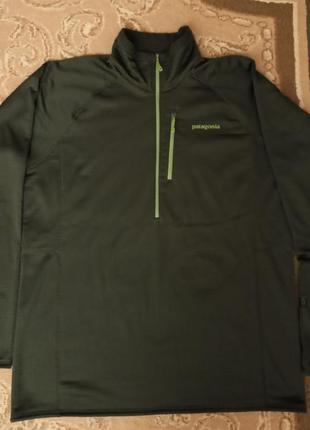 Пуловер patagonia r1