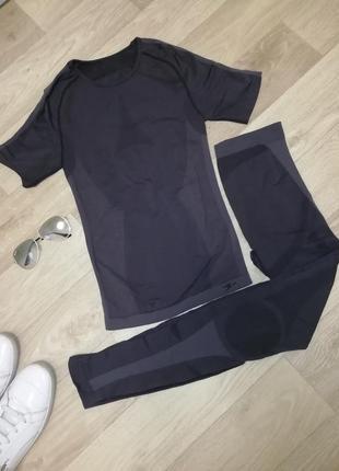 Термо костюм футболка +штаны