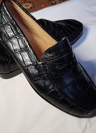 Мужские туфли англия р.42.