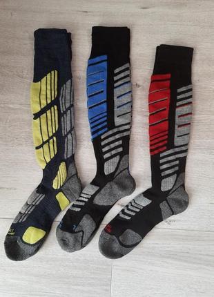 Лыжные носки  термоноски crivit pro 45-46