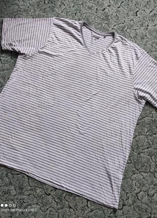 Большая футболка туника р.6xl
