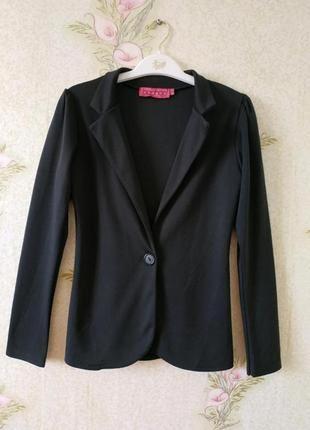 Пиджак на одну пуговицу # кофта # жакет # boohoo