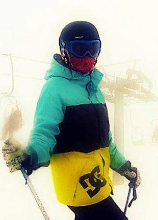 Лыжная / сноуборд куртка dc exotex 5000 series