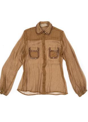 Schumacher женская рубашка блузка оригинал