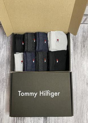 Набор носков tommy hilfiger из 16 шт