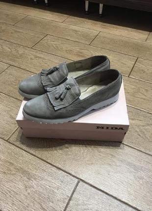 Туфли-лоферы