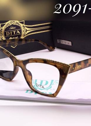 Dita женские очки для имиджа