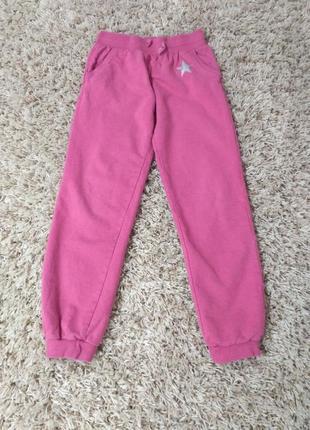 Спортивние штани для девочки 140см