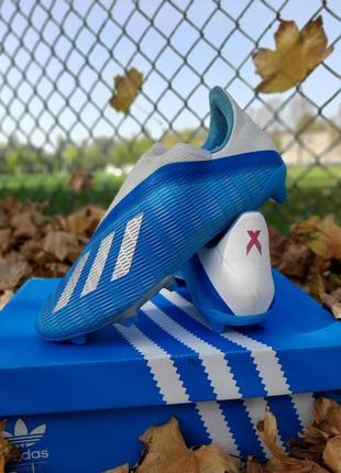 Новые. бутсы adidas x 19.3 fg оригинал