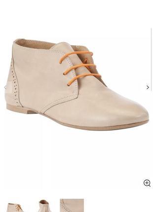 Туфли дезерты 39 размер