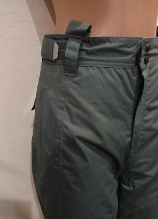 Новые!!! лыжные термо штаны dare2b isotex 5000