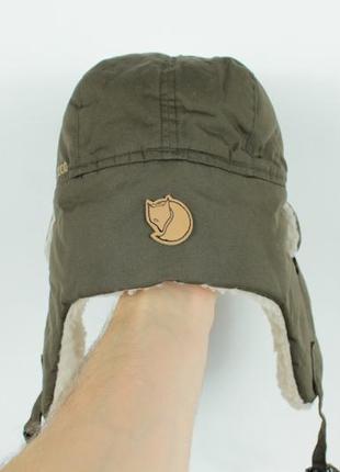 Оригинальная зимняя шапка fjällräven g-1000 heater hat