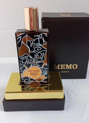 Memo irish leather мемо ирландская кожа парфюм парфюмированная вода унисекс