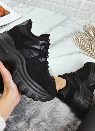 Распродажа ботинки кроссовки 37 размер на меху