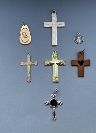 Лот религиозной бижутерии сша