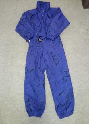 Лижній комбінезон фіолетового belfe&belfe  кольору. розмір 14