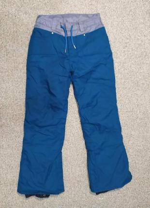 Детские лыжные штаны rodeo р. 134-140