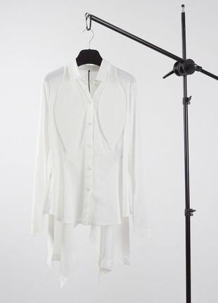 Авангардная рубашка masnada оригинал