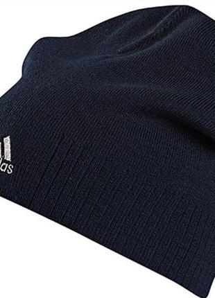 Спортивная шапка adidas corporate beanie