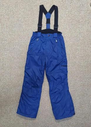 Детские лыжные штаны alive р. 140