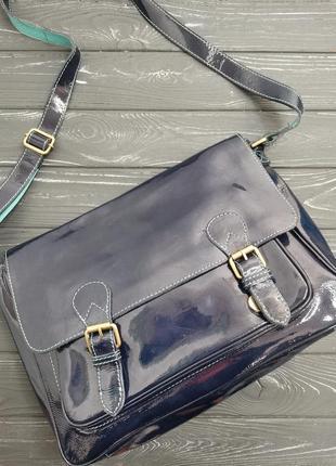 Шикарный кожаный портфель
