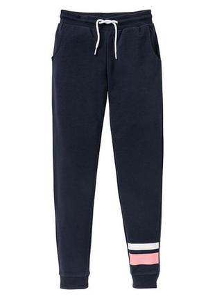 Спортивные штаны двунитка lupilu 98/104 и 110/116 см