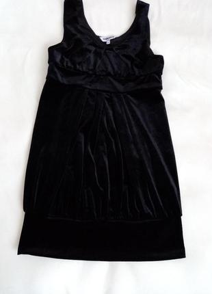 Велюрова сукня, сарафан