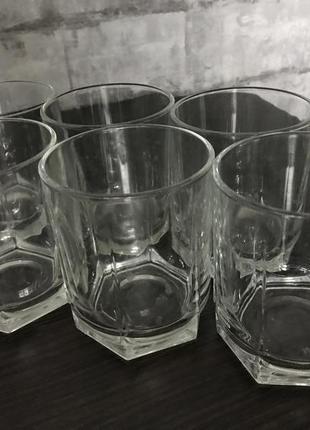 Набор 12 предметов ( стаканы+ рюмки)
