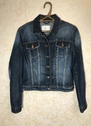 Джинсовый пиджак ostin
