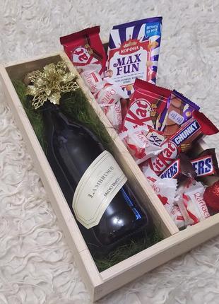 Коробка для хранения подарка