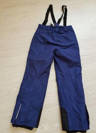 Зимний полукомбинезон, лыжные штаны, термо штаны   crivit (германия)