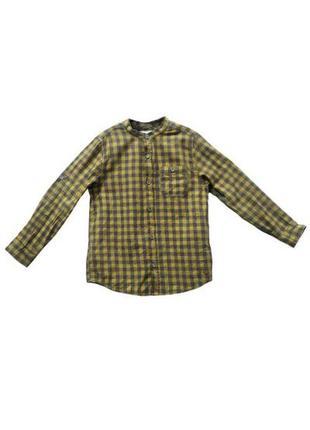 Рубашка zara  122 (7y)