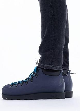 Зимние кроссовки ботинки native fitzsimmons (42р по 47р) оригинал! -10%