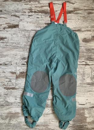 Лыжный полукомбинезон, непромокаемые штаны