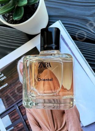 Zara oriental духи 100 мл  парфюмерия туалетная вода оригинал испания купить