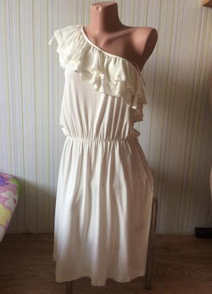 Красивейшее нежное платье,сарафан