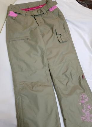 Комбенезон,лыжные штаны,теплые штаны,площевка