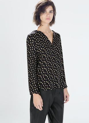 Блуза, м zara
