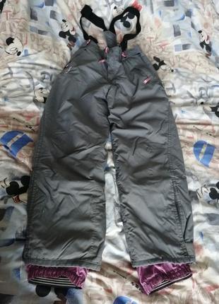 Штаны лыжные тchibo.