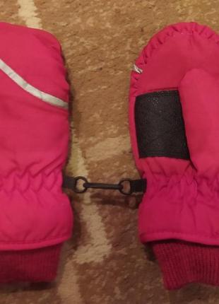 Краги / варежки / рукавицы thinsulate 4-6