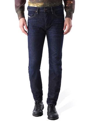 Оригинальные джинсы diesel buster regular slim tapered