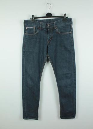 Оригинальные японские джинсы edwin selvage denim
